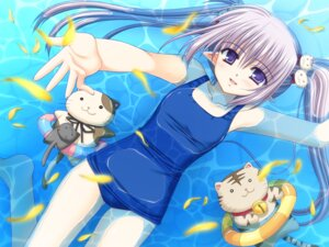 Rating: Safe Score: 33 Tags: nishimata_aoi pointy_ears primula school_swimsuit shuffle swimsuits wallpaper wet User: 椎名深夏