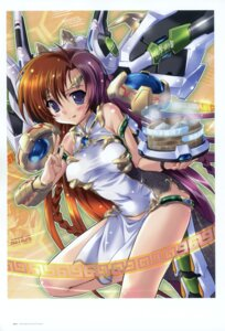 Rating: Questionable Score: 16 Tags: chinadress komatsu_e-ji mecha_musume User: crim