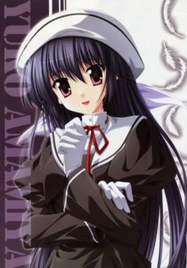 Rating: Safe Score: 20 Tags: amamiya_yuuko ef_~a_fairytale_of_the_two~ fixed minori nanao_naru seifuku User: castle