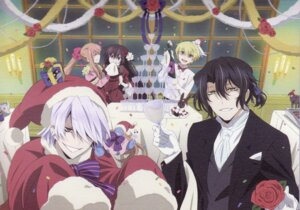 Rating: Safe Score: 4 Tags: alice_(pandora_hearts) binding_discoloration christmas emily_(pandora_hearts) gilbert_nightray oz_vessalius pandora_hearts shalon_rainsworth tagme xerxes_break User: kikiyo