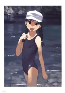Rating: Questionable Score: 6 Tags: school_swimsuit swimsuits takamichi User: Radioactive