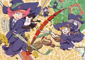 Rating: Safe Score: 16 Tags: little_witch_academia megane witch User: drop