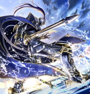 Rating: Safe Score: 13 Tags: armor fate/grand_order fate/stay_night lancelot_(fsn) masukudo_(hamamoto_hikaru) sword User: Nepcoheart