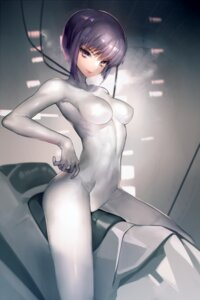 Rating: Questionable Score: 50 Tags: bodysuit erect_nipples ghost_in_the_shell hitowa kusanagi_motoko mecha User: mash
