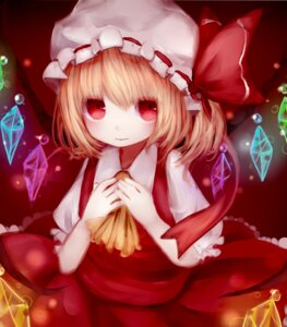 Rating: Safe Score: 19 Tags: flandre_scarlet nachi touhou wings User: Zenex