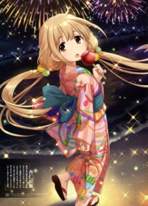 Rating: Safe Score: 67 Tags: annin_douhu futaba_anzu the_idolm@ster the_idolm@ster_cinderella_girls yukata User: drop