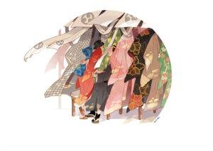 Rating: Safe Score: 6 Tags: kimono minoru User: RyuZU