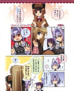 Rating: Safe Score: 4 Tags: male nagi_ayame nao_(otosuki) otokonoko_wa_meidofuku_ga_osuki!? rio_(otosuki) tomo_(otosuki) translated trap yuki_(otosuki) User: midzki