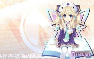 Rating: Safe Score: 29 Tags: choujigen_game_neptune choujigen_game_neptune_mk2 compile_heart dress fairy histoire thighhighs tsunako wallpaper wings User: edogawaconan