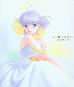 Rating: Safe Score: 5 Tags: creamy_mami dress mahou_no_tenshi_creamy_mami morisawa_yuu takada_akemi User: Radioactive
