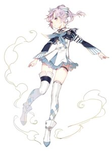 Rating: Safe Score: 55 Tags: dragon_nest elf pointy_ears thighhighs uniform vient User: fireattack