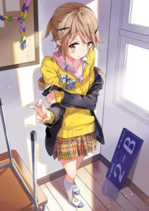 Rating: Safe Score: 50 Tags: masamune-kun_no_revenge seifuku shuri_kojuurou sweater tiv trap User: Twinsenzw