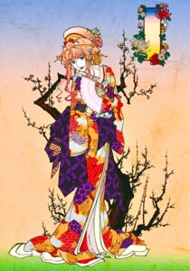 Rating: Safe Score: 14 Tags: kimono macross macross_frontier sheryl_nome User: YamatoBomber