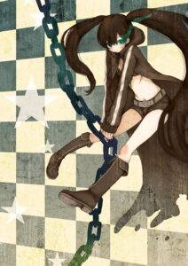 Rating: Safe Score: 11 Tags: black_rock_shooter black_rock_shooter_(character) mizutamako vocaloid User: Nekotsúh