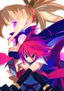 Rating: Safe Score: 6 Tags: adell disgaea disgaea_2 harada_takehito pointy_ears rozalin User: Radioactive