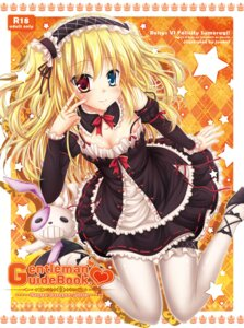 Rating: Safe Score: 33 Tags: boku_wa_tomodachi_ga_sukunai dress hasegawa_kobato heterochromia junna lolita_fashion pantyhose User: 椎名深夏