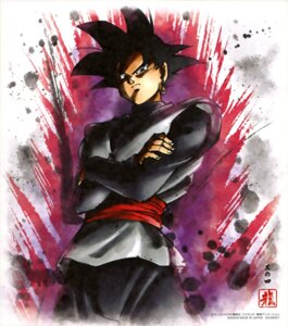Rating: Safe Score: 6 Tags: black_goku dragon_ball dragon_ball_super User: drop