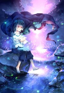 Rating: Safe Score: 22 Tags: sunakumo touhou wriggle_nightbug User: Mr_GT