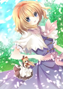 Rating: Safe Score: 12 Tags: alice_margatroid nogi_takayoshi shanghai touhou User: ddns001