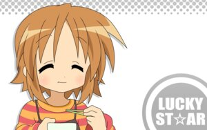 Rating: Safe Score: 4 Tags: hiiragi_matsuri lucky_star wallpaper User: Radioactive