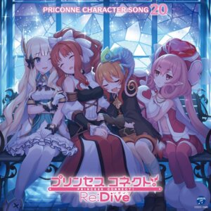 Rating: Safe Score: 15 Tags: cygames disc_cover pantyhose pointy_ears princess_connect princess_connect!_re:dive tagme thighhighs User: sorafans