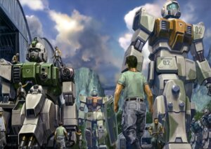 Rating: Safe Score: 8 Tags: gundam male mecha the_08th_ms_team User: drop