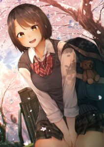 Rating: Safe Score: 29 Tags: seifuku sweater waterdog User: Mr_GT