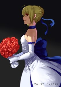 Rating: Safe Score: 33 Tags: dress fate/stay_night saber takamitsu-kun User: Mr_GT