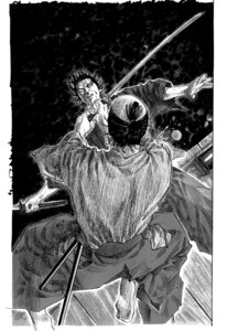 Rating: Safe Score: 2 Tags: inoue_takehiko male monochrome vagabond User: Umbigo