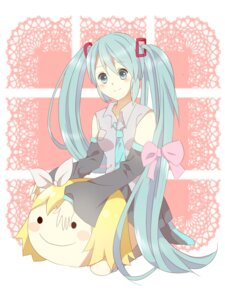 Rating: Safe Score: 7 Tags: hatsune_miku tsukiho vocaloid User: Radioactive