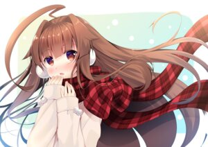 Rating: Safe Score: 14 Tags: kantai_collection kuma_(kancolle) sweater yukina_(black0312) User: Mr_GT