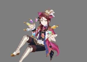 Rating: Safe Score: 24 Tags: animal_ears cropme heels love_live!_sunshine!! sakurauchi_riko tail thighhighs transparent_png User: saemonnokami