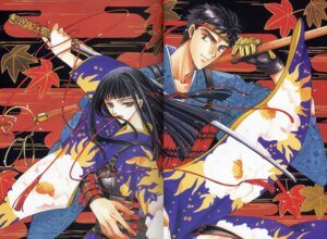 Rating: Safe Score: 2 Tags: arisugawa_sorata clamp crease kishuu_arashi x User: hyde333