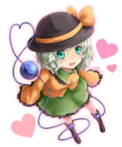 Rating: Safe Score: 15 Tags: komeiji_koishi sakura_ran touhou User: itsu-chan