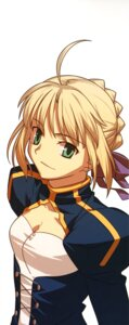 Rating: Safe Score: 15 Tags: fate/stay_night saber takeuchi_takashi type-moon User: Lua