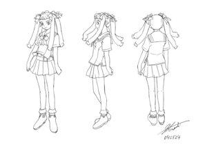 Rating: Safe Score: 3 Tags: character_design hisayuki_hirokazu mai_hime munakata_shiho seifuku User: Radioactive