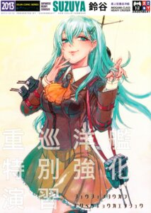 Rating: Safe Score: 28 Tags: chihiro gun kantai_collection suzuya_(kancolle) weapon User: Radioactive