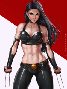 Rating: Safe Score: 34 Tags: cleavage dandon_fuga marvel weapon x-23 User: Yokaiou