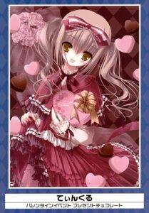 Rating: Questionable Score: 30 Tags: lolita_fashion pantsu skirt_lift tinkle User: Aurelia