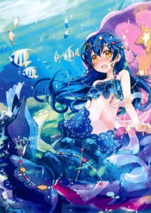 Rating: Safe Score: 32 Tags: bikini_top keepout love_live! mermaid monster_girl screening sonoda_umi tagme User: kiyoe