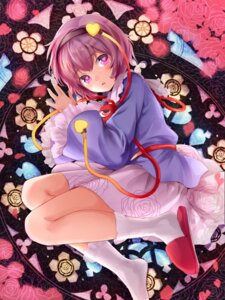 Rating: Safe Score: 27 Tags: komeiji_satori pn2_maru touhou User: Mr_GT