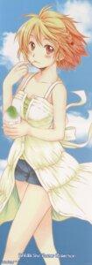 Rating: Safe Score: 9 Tags: kashimashi katsura_yukimaru osaragi_hazumu stick_poster User: blooregardo