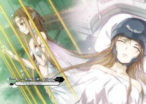 Rating: Safe Score: 10 Tags: abec alfheim_online asuna_(sword_art_online) asuna_(titania) pointy_ears sheets sword_art_online User: kiyoe