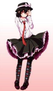 Rating: Safe Score: 17 Tags: heels pantyhose s-syogo touhou usami_renko User: Minacle