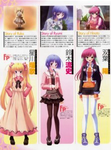 Rating: Safe Score: 5 Tags: hoshiful ikegami_akane kusuhara_kotone takatsuka_mizuki User: admin2