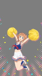 Rating: Safe Score: 9 Tags: cheerleader high_school_fleet tagme transparent_png yanagiwara_maron User: saemonnokami