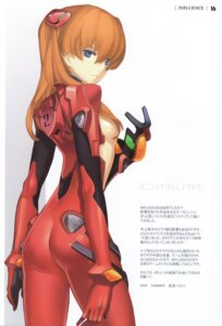 Rating: Questionable Score: 67 Tags: ass bodysuit nagi_ryou neon_genesis_evangelion open_shirt s.e.c souryuu_asuka_langley User: blooregardo