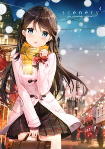 Rating: Safe Score: 44 Tags: christmas fuumi seifuku sweater tagme User: kiyoe
