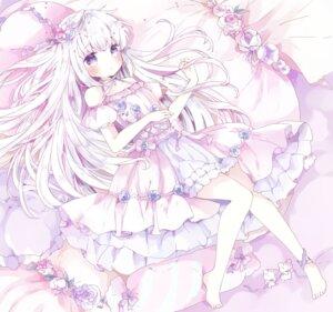 Rating: Safe Score: 34 Tags: dress tsukiyo_(skymint) User: BattlequeenYume