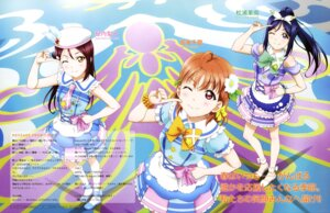 Rating: Safe Score: 17 Tags: heels love_live!_sunshine!! matsuura_kanan ojiri_shinya sakurauchi_riko takami_chika User: drop